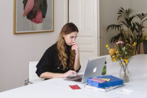 ESL Lesson Handouts - Teleworking-working-from-home